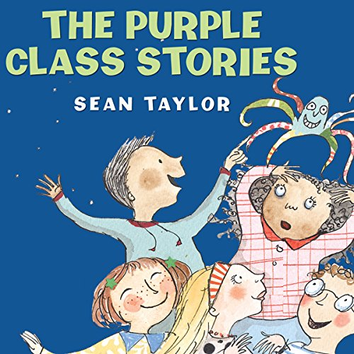 The Purple Class Stories cover art
