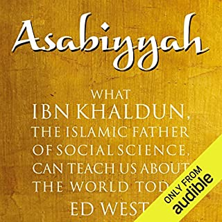 Asabiyyah audiobook cover art
