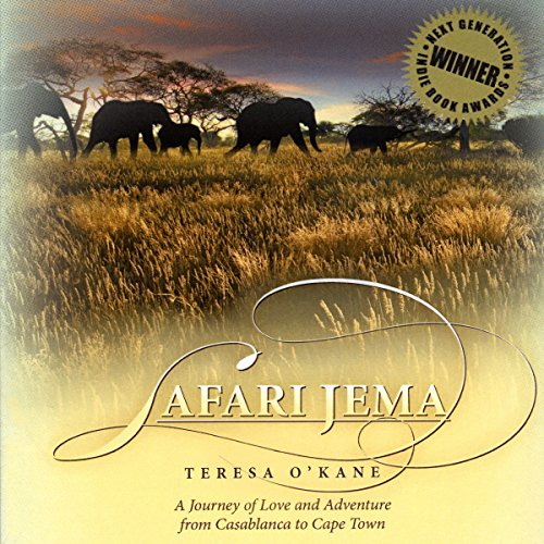 Safari Jema audiobook cover art