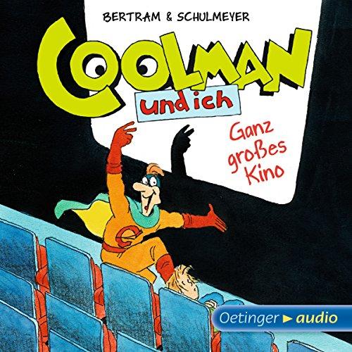 Ganz großes Kino audiobook cover art