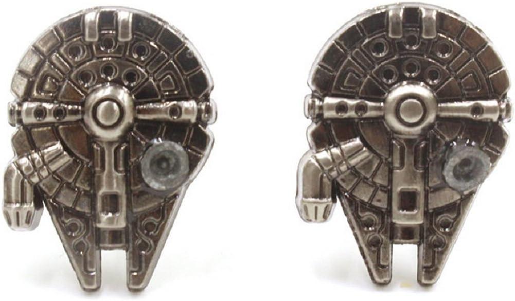AOVEI Mens Cufflinks and Girls Accessories Gift