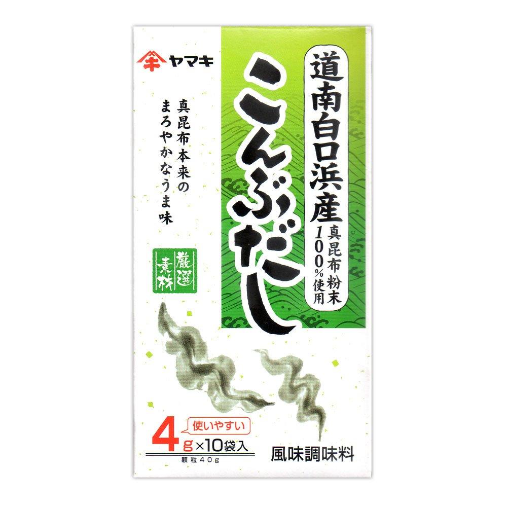 Yamaki Soup Stock Kelp Dashi Series NEW before selling Attention brand ☆