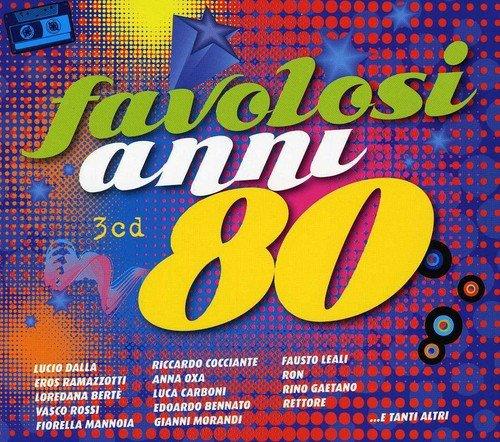I Favolosi Anni 80 (Box 3 Cd)