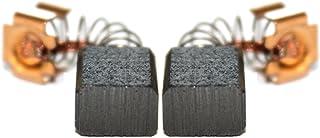 Balais de charbon moteur charbons charbons Makita Ponceuse /à tron/çonner 9525/NB//9525/NB Meuleuse dangle