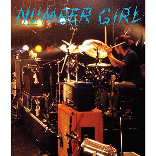 NUMBER GIRL映像集(期間限定盤)[2BLU-RAY]