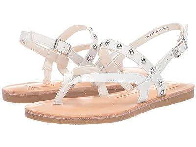 Dolce Vita Kids Jalex (Little Kid/Big Kid) (White Stella) Girls Shoes