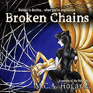 Broken Chains audiobook cover art