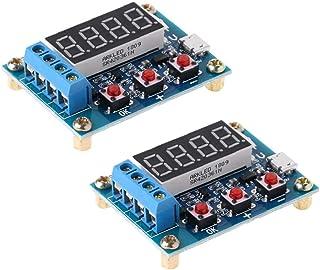 Capacidad De Descarga De La Batería Medidor Probador Zb2l3 1.2-12v Descarga Analizador Tipo Externo De La Intensidad De La...