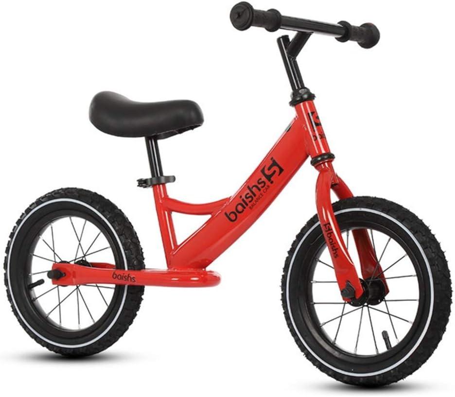 JLFSDB Kids Bike BMX for Bi Sales of SALE items from new works Girls Balance Sacramento Mall Boys Bicycle