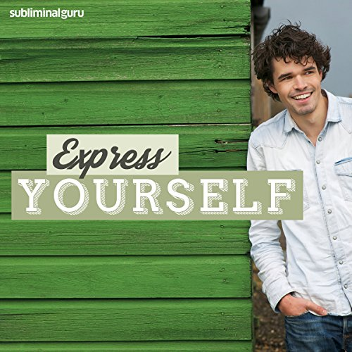 Express Yourself audiobook cover art