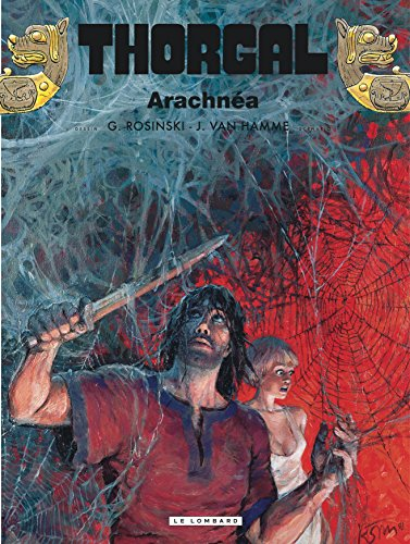 Thorgal, tome 24 : Arachnea