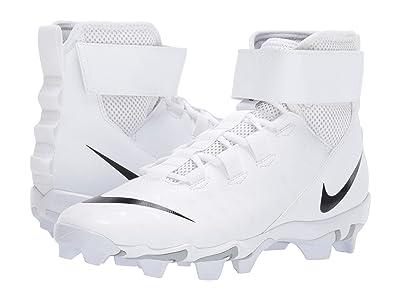 Nike Force Savage Shark 2 (White/Black/Wolf Grey) Men