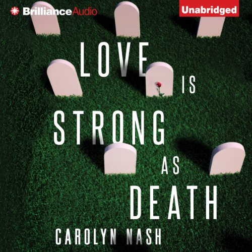 Love Is Strong as Death audiobook cover art