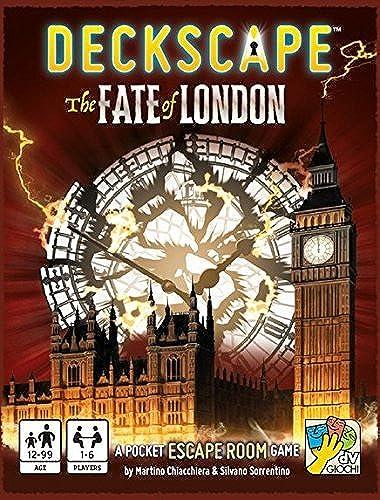Deckscape  The Fate of London