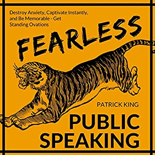 Fearless Public Speaking cover art
