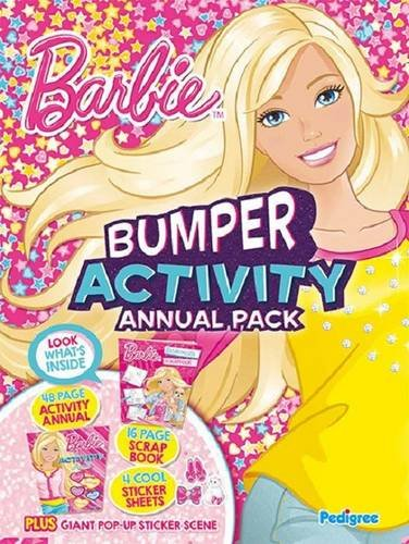 Barbie Activity Annual Bumper Pack 2015 (Activity Annual 2015)