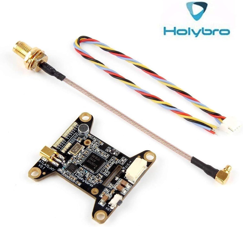 Laliva New Atlatl HV 5.8G 40CH 0.5 mW 25mW 200mW 500mW 800mW Transmitter witchable AV VTX 26S MMCX Antenna FPV Transmitter