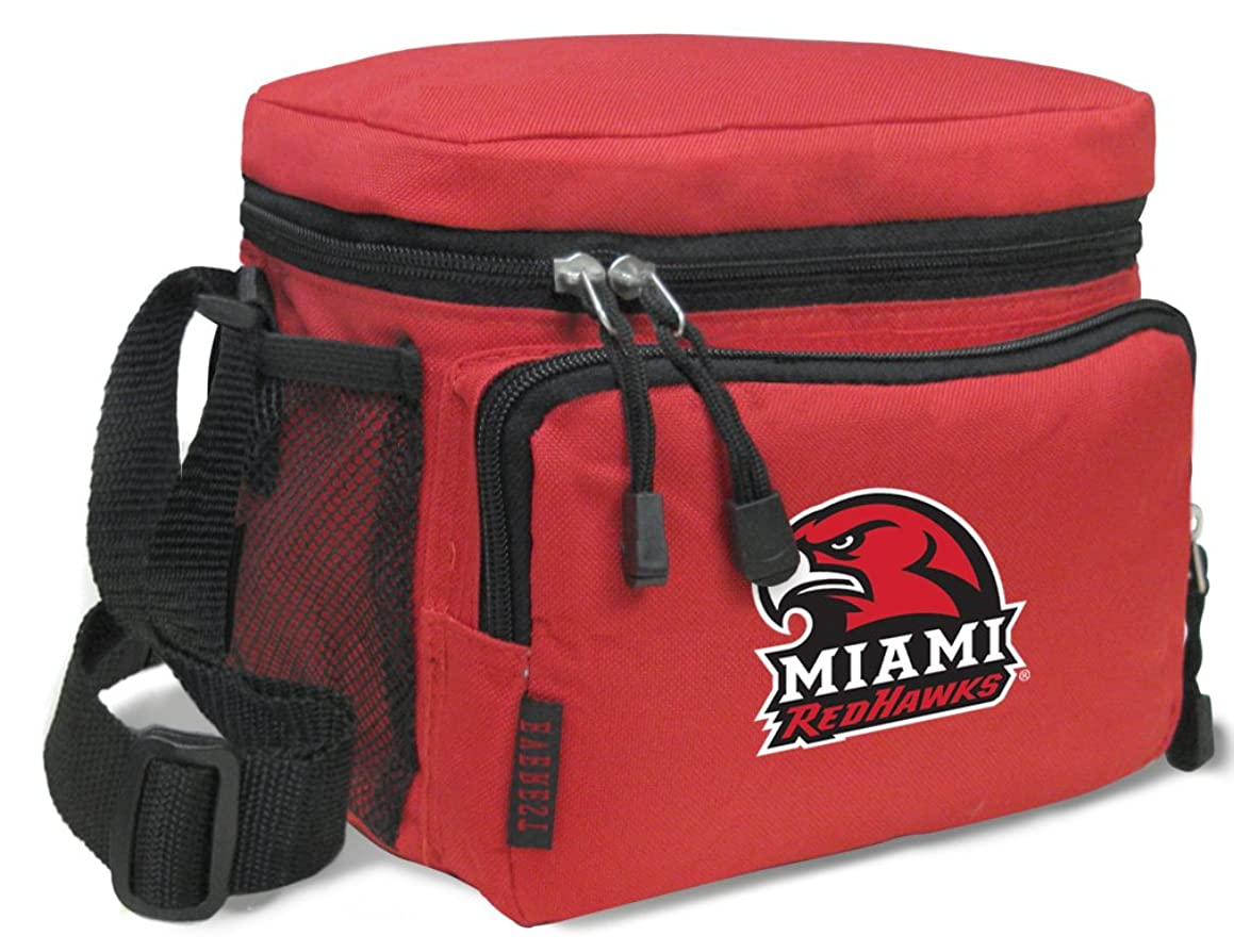 Broad Bay Miami Redhawks Lunch Bags NCAA Miami University Lunch Boxes