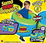 Big Time Toys Sumo Bumper Boppers Belly Bumper Toy, Contains One Belly Bumper