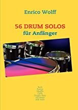 56 Drum Solos Wolff, Enrico