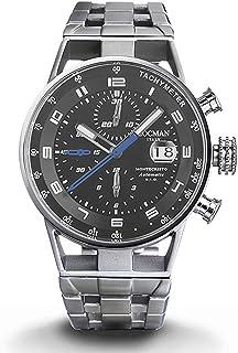 Locman - Reloj multifunción hombre locman montecristo Casual COD. 0516 a01s-00bkblb0