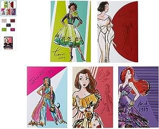 Disney Princess Notecard Set - Disney Designer Collection