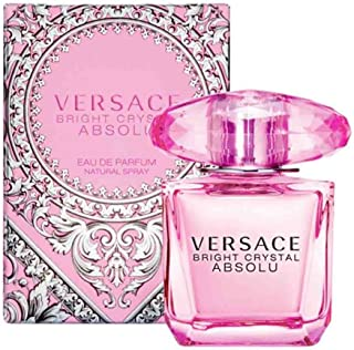 Versace BRIGHT CRYSTAL ABSOLU 0.17 oz / 5 ml EDP SPLASH WOMEN NEW IN BOX MINI