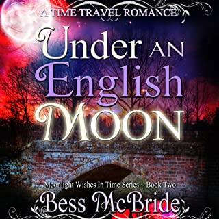 Under an English Moon audiobook cover art