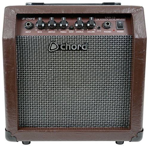 chord CAA-15 Acoustic Guitar Amplif