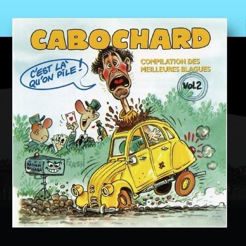 Compilation Des Meilleures Blagues : C'est La Qu'on Pile Vol. 2 by Cabochard (2012-01-27)