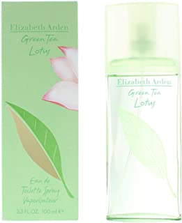Elizabeth Arden Green Tea Lotus for Women, 3.3 oz EDT Spray