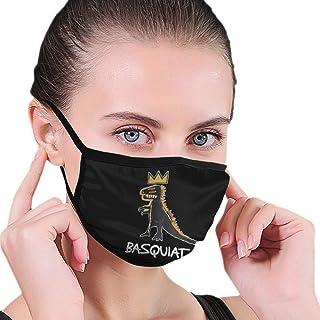Protección Bucal Jean Michel Basquiat 4 Black Anime Men Winter Mouth Scarf Bandanas Warmth Face Protection Face Scarf Wind...
