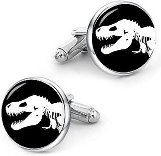 t rex cufflinks