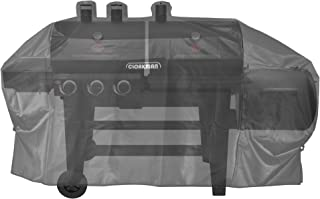 Cloakman Grill Cover 8080 fits Char-Griller Triple Play 93560 and Duo 5050 Double Play 5650 with Side Fire Box