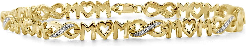 "JEWELEXCESS Atlanta Mall Mom Bracelets for Women Ste Beautiful Indefinitely 8"" –"