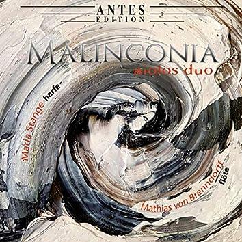 Malinconia - Werke für Flöte und Harfe