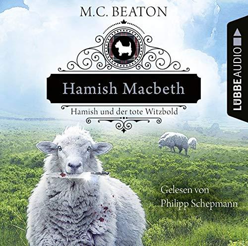 Hamish Macbeth und der tote Witzbold cover art