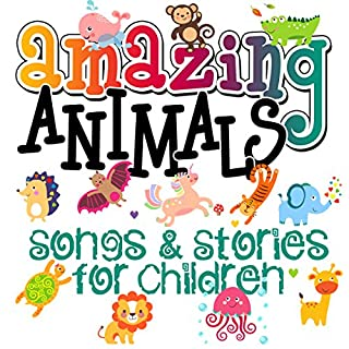 Amazing Animals! Songs & Stories for Children                   By:                                                                                                                                 Mike Bennett,                                                                                        Roger William Wade,                                                                                        Tim Firth,                   and others                          Narrated by:                                                                                                                                 Rik Mayall,                                                                                        Bill Oddie,                                                                                        Bobby Davro,                   and others                 Length: 2 hrs and 4 mins     4 ratings     Overall 4.5