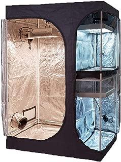 TopoGrow 2-in-1 Indoor Grow Tent 36