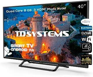 Amazon.es: 200 - 400 EUR - 1080p Full HD / Televisores / TV, vídeo y home cinema: Electrónica