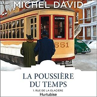 Page de couverture de La Poussière du temps: Rue de la Glacière