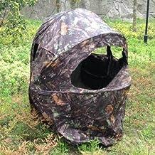Nitehawk - Tente pop-up pour la chasse + chaise 1 personne - affût/photographie