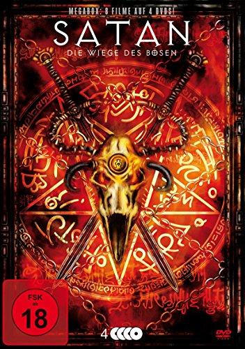 Satan - Die Wiege des Bösen [4 DVDs]