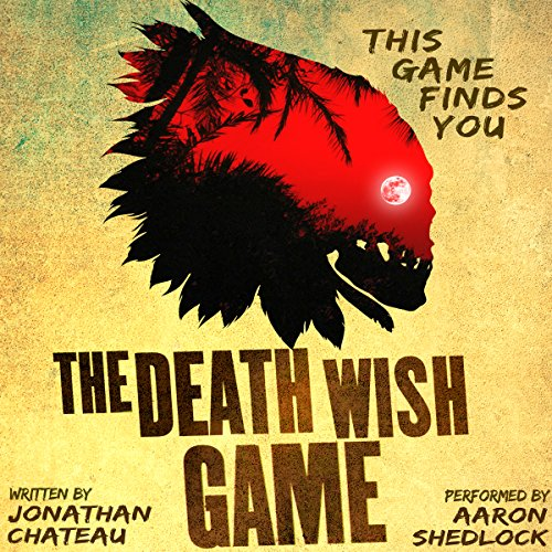 The Death Wish Game audiobook cover art