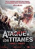 Ataque a los Titanes - Parte 1 y 2 [DVD]