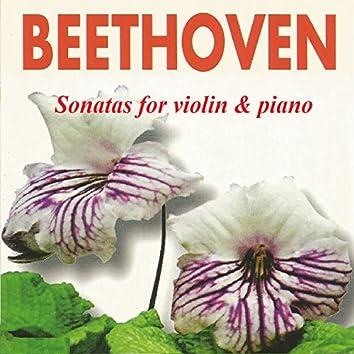 Beethoven - Sonatas for Violin & Piano