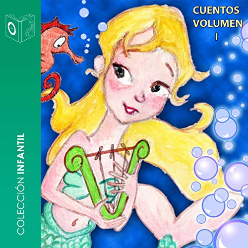 Cuentos, Volumen I [Stories, Volume 1] audiobook cover art