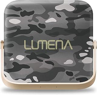 LUMENA7 ルーメナー 日本正規品&保証書付 カラビナ 専用ポーチ付 LEDランタン モバイルバッテリー コンパクト ライト キャンプ アウトドア