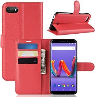 Funda para Xiaomi Mi A2 Lite con Varios Compartimentos para Tarjetas,Cambios,Cartera Carcasa de Xiaomi Mi A2 Lite