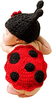 Baby Photo Prop Outfit Clothes Knit Crochet Photopraphy Dress Handmade Costume